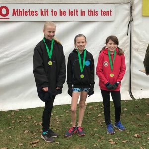 Burton athletes shine at county cross-country championships Graphic