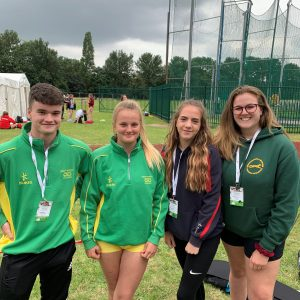 Burton Ac Athletes shine at English Schools National Finals Graphic